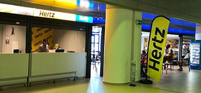 Sitia, Flughafen